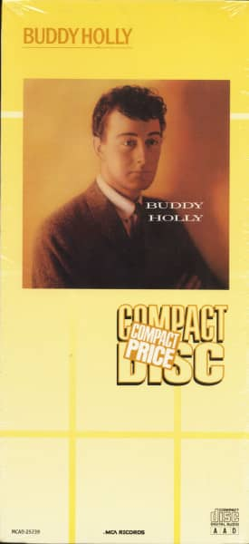 Buddy Holly (CD)