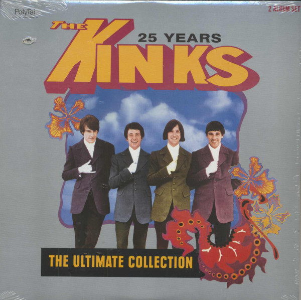 25 Years - The Ultimate Collection (2-LP)