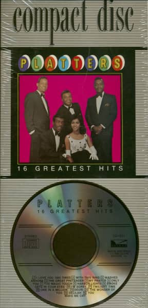 16 Greatest Hits (CD)