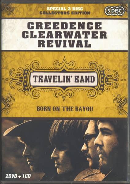 Travelin' Band (2-DVD & 1-CD)