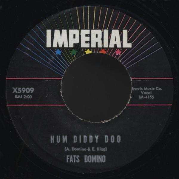 Hum Diddy Doo - Those Eyes 7inch, 45rpm