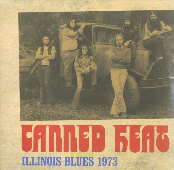 Illinois Blues 1973 (LP, 180g Vinyl)