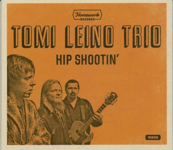 Hip Shootin' (CD Album)