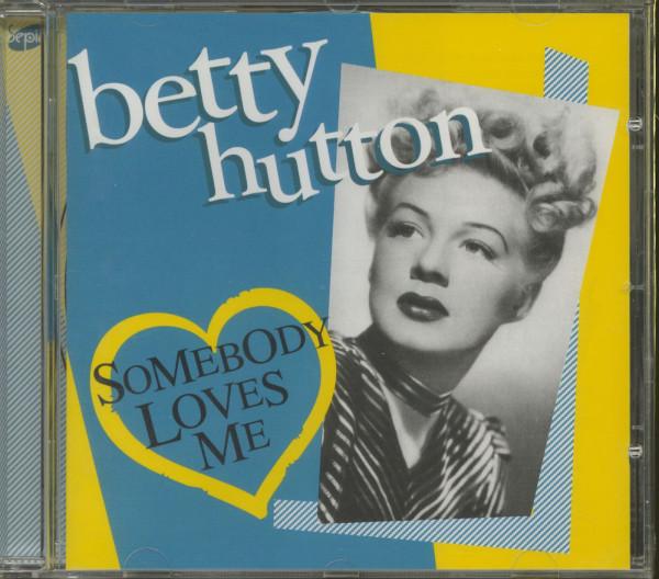 Somebody Loves Me (CD)