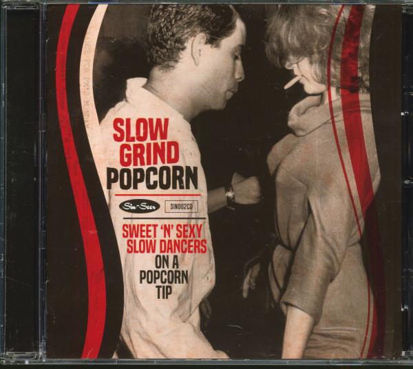 Slow Grind Popcorn (CD)
