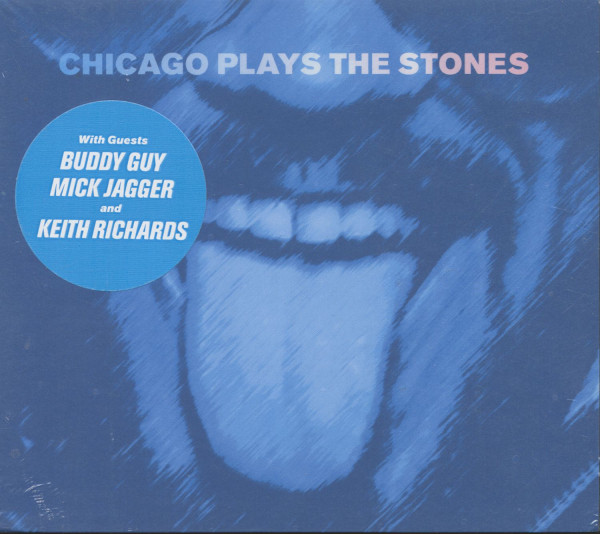 Chicago Plays The Stones (CD)