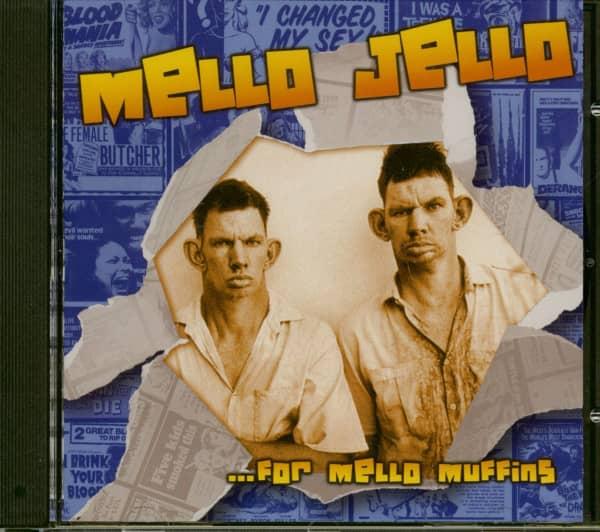 Mello Jello Vol.1 - For Mello Muffins (CD)