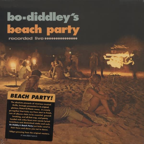 Bo Diddley's Beach Party (1963) 180g Mono