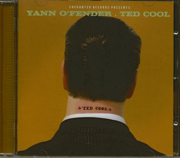 Ted Cool (CD)