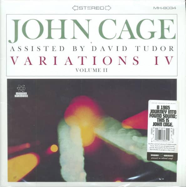 Variations IV, Vol.2 (LP)
