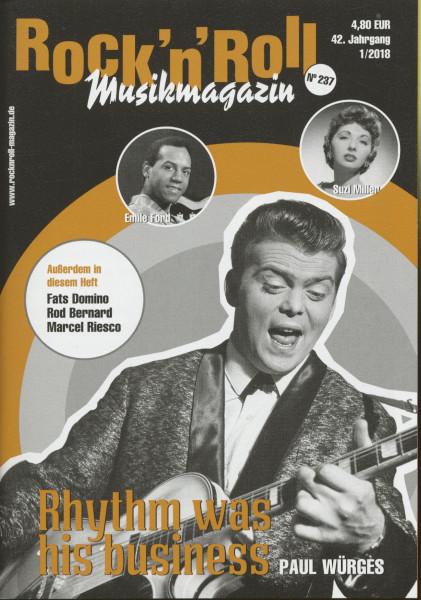 Musikmagazin #237