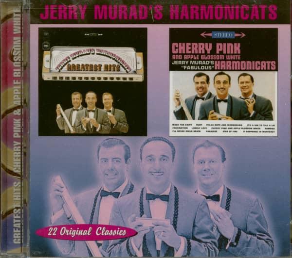 Greatest - Cherry Pink & Apple Blossom White (CD)