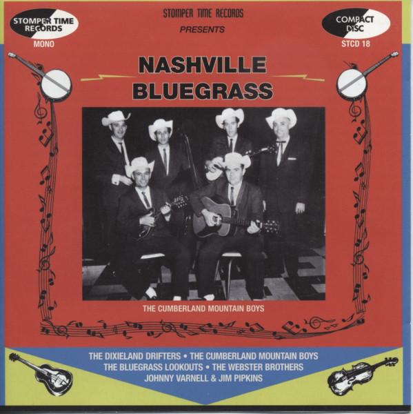 Nashville Bluegrass (Nash Records 1959-65)