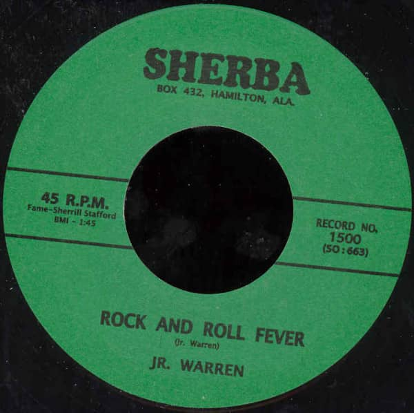 Rock And Roll Fever - I Gotta Keep Moving 7inch, 45rpm