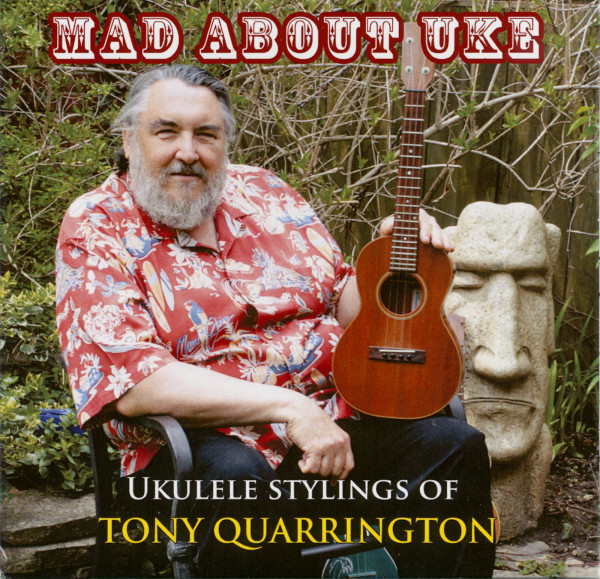 Mad About Uke (CD)