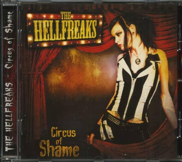 Circus Of Shame (CD)