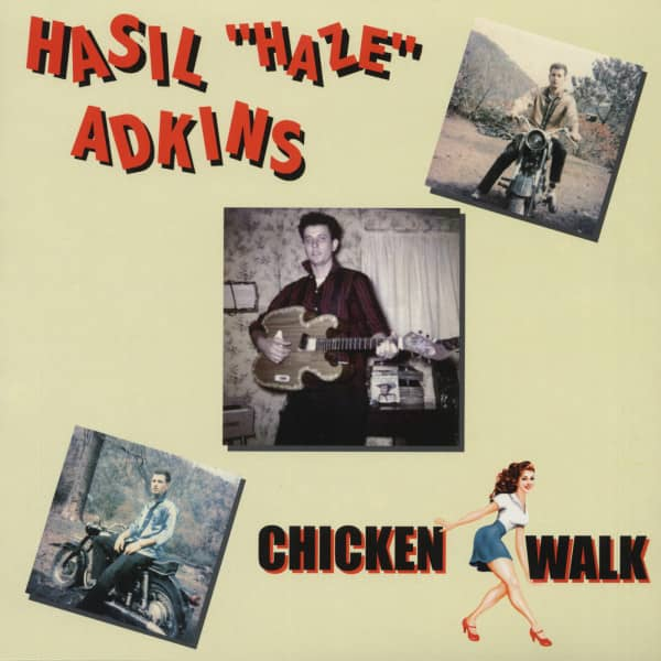 Chicken Walk (LP)