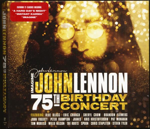 Imagine John Lennon - 75th Birthday Concert (2-CD & DVD)
