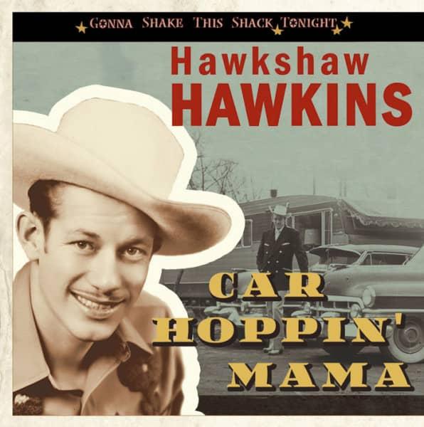 Car Hoppin' Mama - Gonna Shake This Shack Tonight