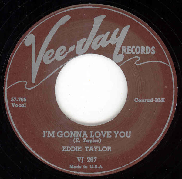I'm Gonna Love You b-w Looking For Trouble 7inch, 45rpm