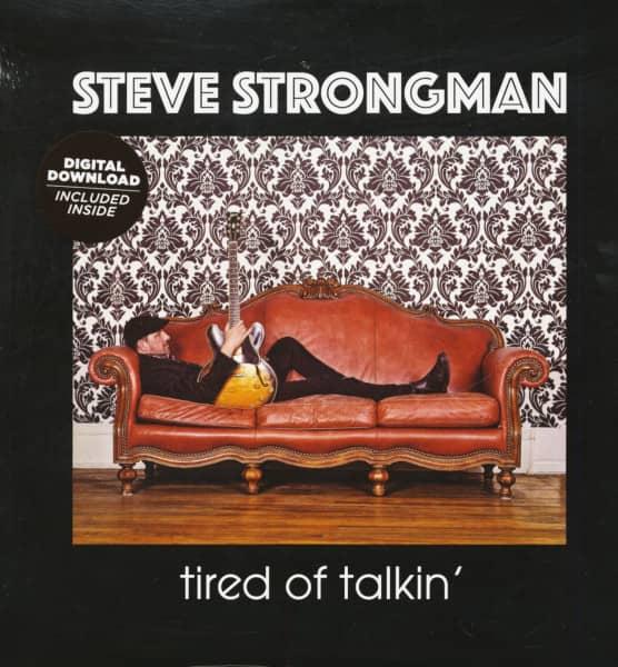Tired Of Talkin' (LP & MP3-Download)