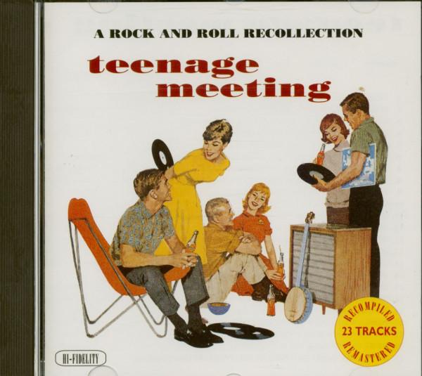 Teenage Meeting (CD Album)