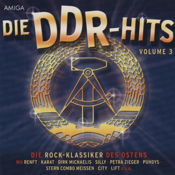 Vol.3, Die DDR Hits - Rock Klassiker
