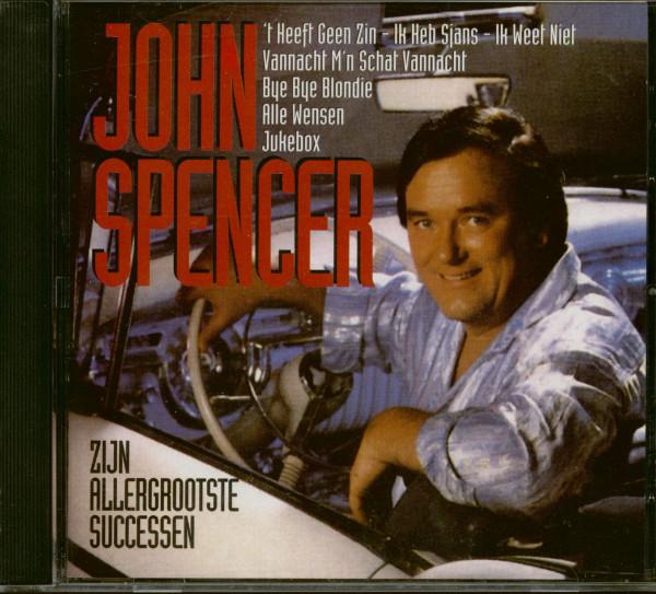 Zijn Allergrootste Successen (CD)