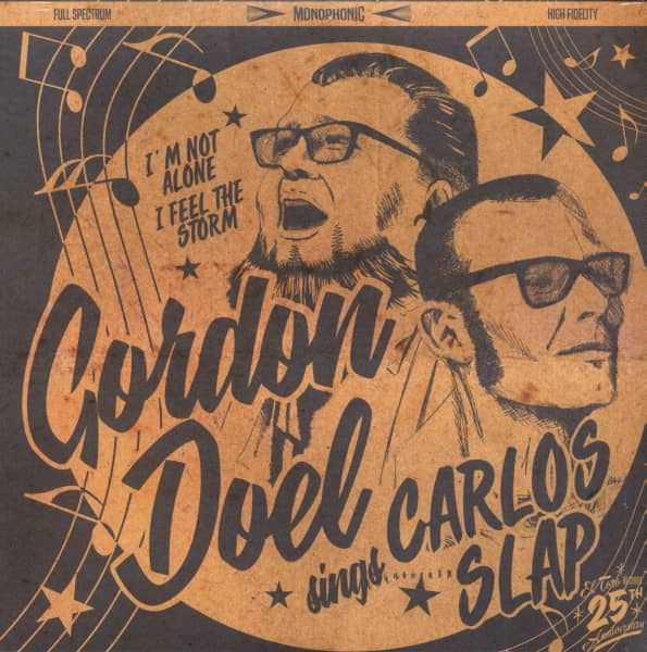 Gordon Doel Sings Carlos Slap (7inch, 45rpm, PS)