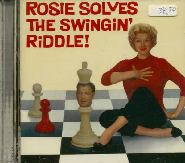 Rosie Solves The Swinging Riddle (CD)