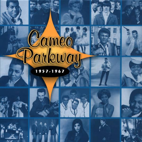 Cameo Parkway Story (4-CD)(CD-size Box)