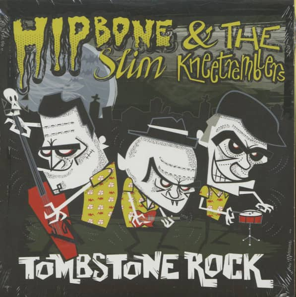 Tombstone Rock (7inch, 45rpm, EP, PS)