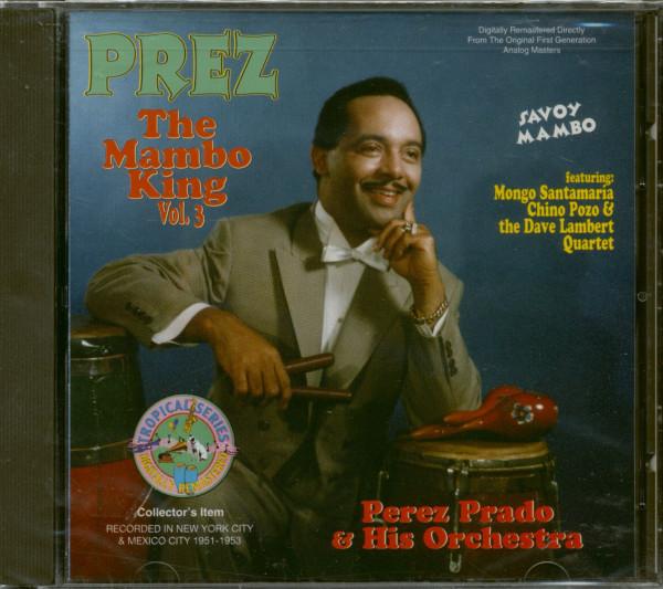 The Mambo King Vol. 3 (CD)