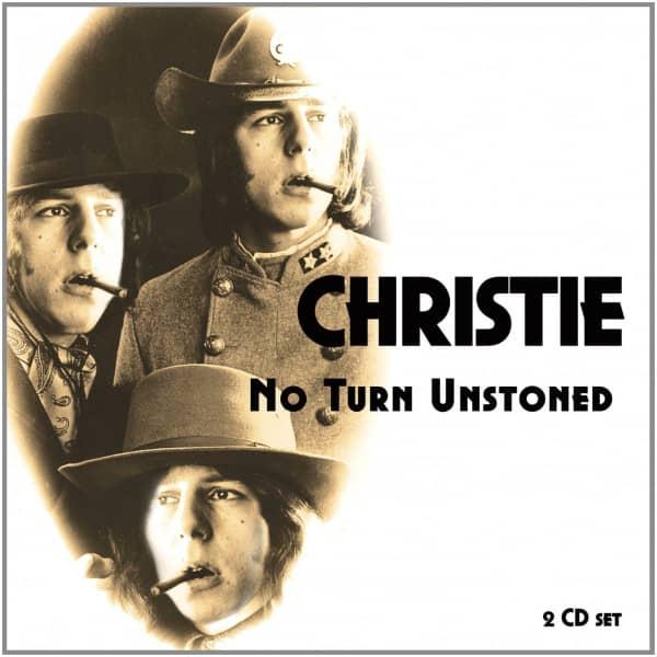No Turn Unstoned (2-CD)