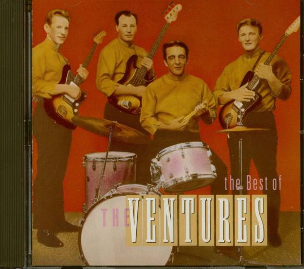 The Best Of The Ventures (CD)