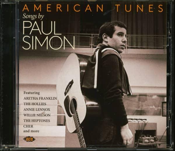 American Tunes - Songs By Paul Simon (CD)