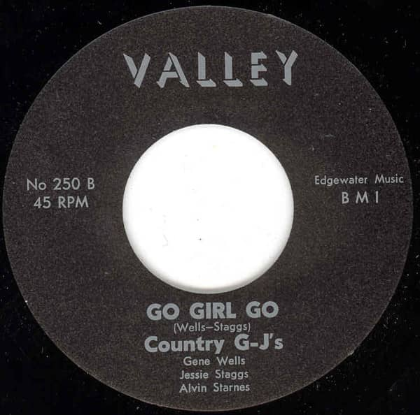 Go Girl Go b-w Before The War 7inch, 45rpm