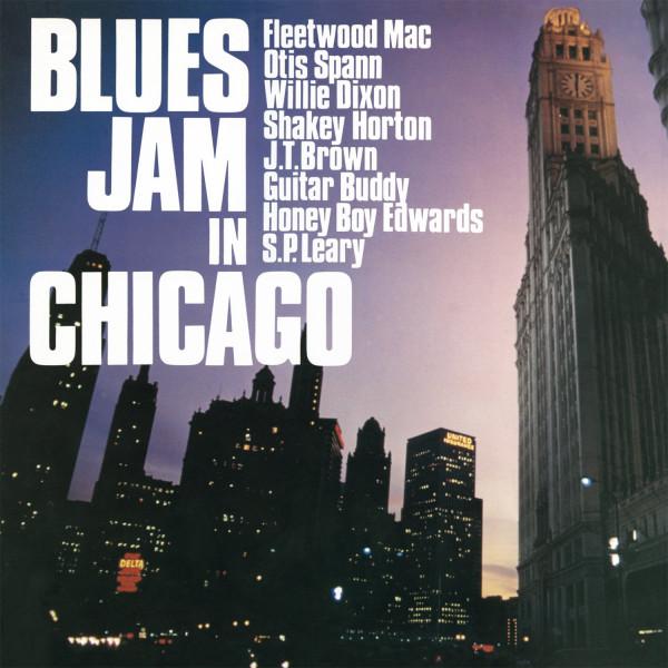 Blues Jam In Chicago (2-LP)