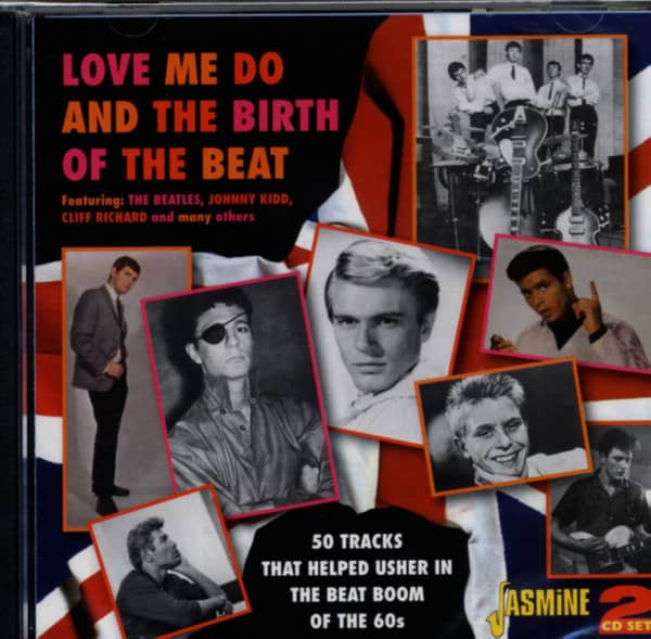 Love Me Do And The Birth Of The Beat (2-CD)