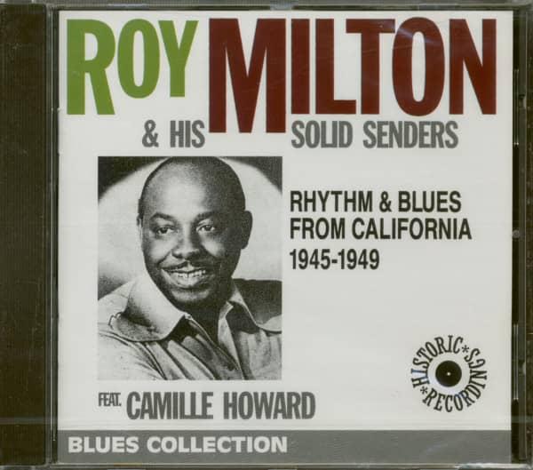 Rhythm & Blues From California 1945-1949 (CD)