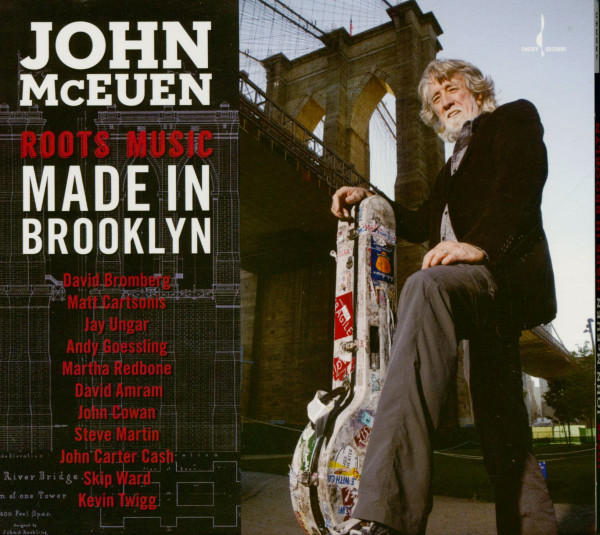 Roots Music - Made In Brooklyn (CD)