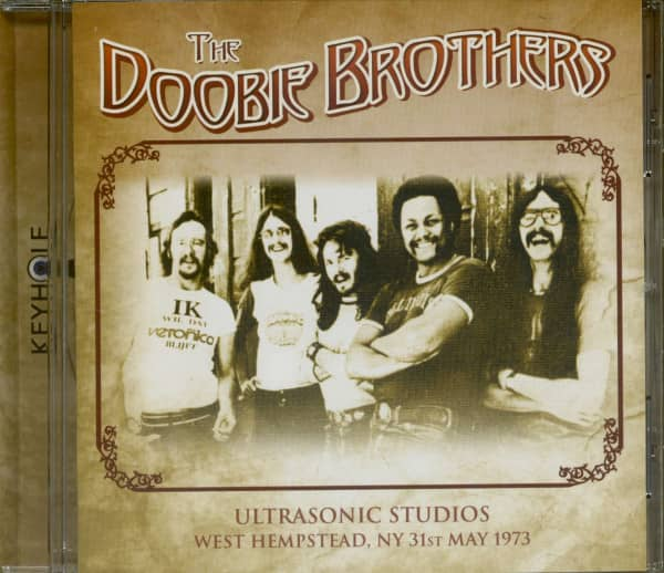 Ultrasonic Studios, West Hempstread, NY 5-31-73 (CD)