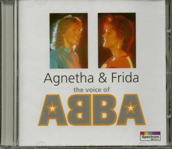 Agnetha & Frida - The Voice Of ABBA (CD)