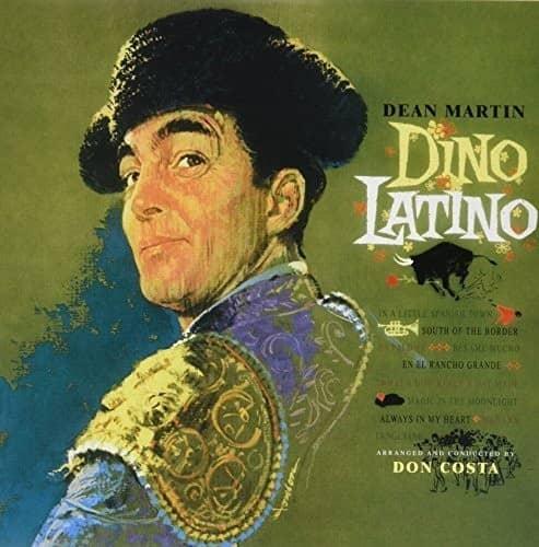 Dino Latino (LP, 180g Vinyl)