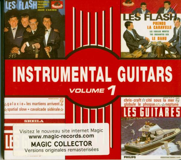 Instrumental Guitars Vol.1 - Digipack (CD)