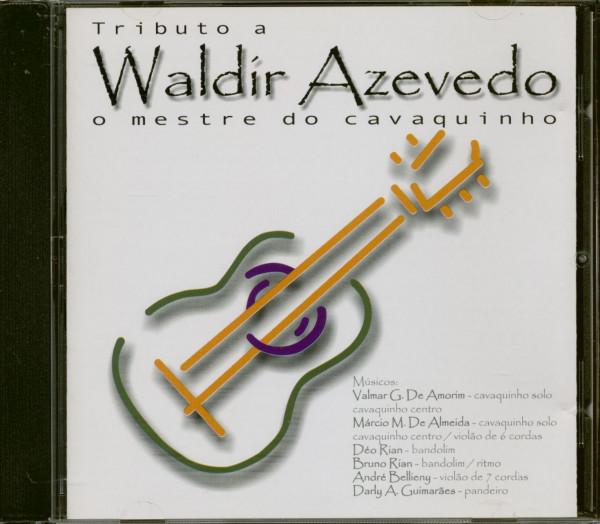 O Mestre Do Cavaquinho (CD)