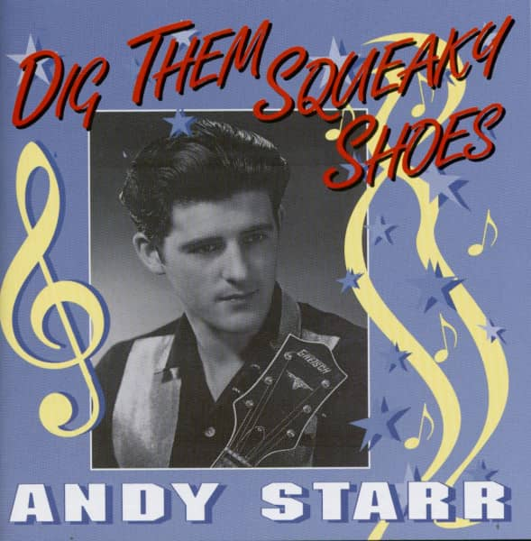 Dig Them Squeaky Shoes (CD)