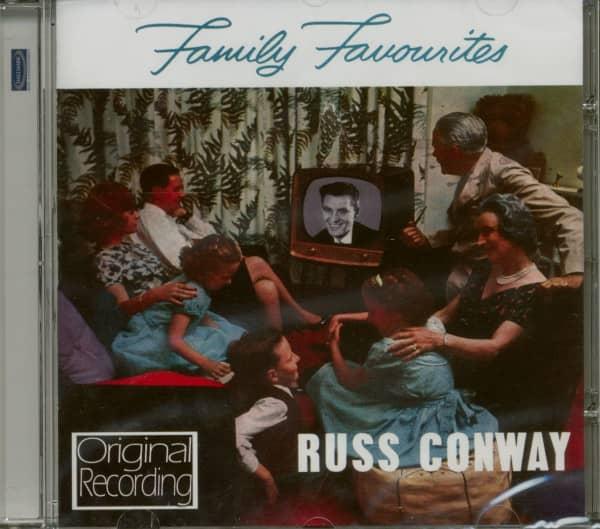 Family Favourites (CD)