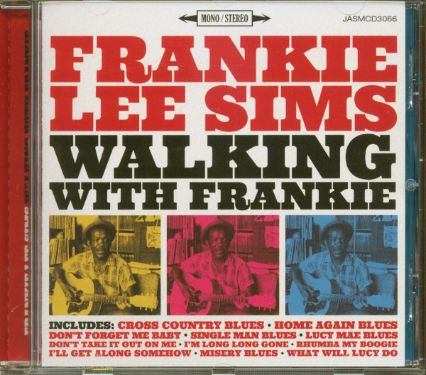 Walking With Frankie (CD)
