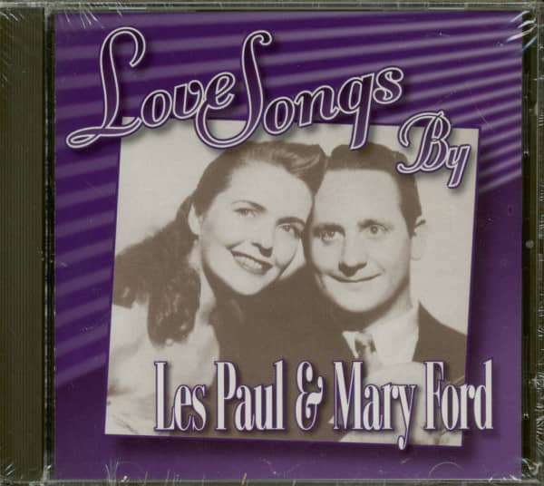 Love Songs By Les Paul & Mary Ford (CD)